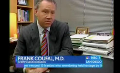 Dr. Coufal on NBC Channel 7 News, San Diego